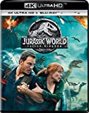 Jurassic World Fallen Kingdom 4k Uhd+Bluray 2018 Region Free Available Now!!!