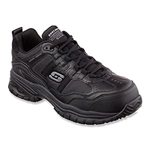 51dBnBPDYZL. SS300  - Skechers For Work 76759 Soft Stride Galley Work Boot