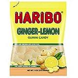 Caramelle zenzero limone Haribo 100gr