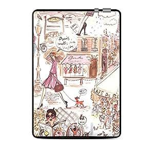 DecalGirl Skin (autocollant) pour Kindle Paperwhite - Paris Makes Me Happy