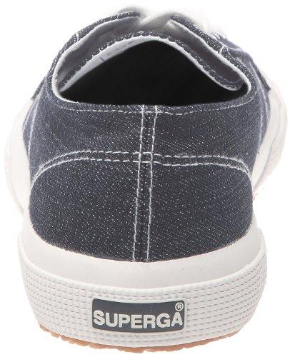Superga 2750 Jnscotu, Unisex - Sneakers Per Adulti Blu (bleu / Blanc (blu / Bianco))