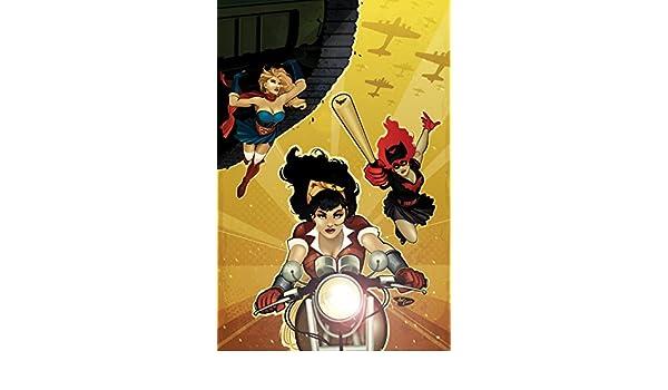 Bombshells Vol DC Comics 1 Enlisted NEU Taschen Buch  Marguerite Bennett