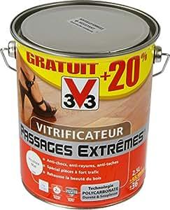 V33 - Vitrificateur Passages Extrêmes 2,5 l / Mat incolore