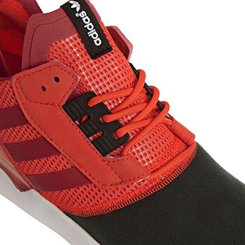 adidas ZX 8000 Boost Chaussures de sport rouge/noir