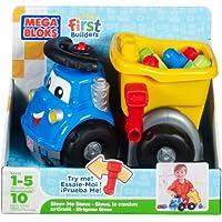 Mega Bloks Steer Me Steve Vehicle