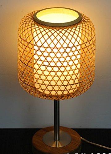 DZXYA La testa della lampada da tavolo soggiorno Southeast Asia
