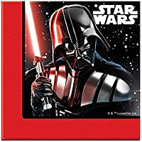 Disney 53869 Star Wars Party Tableware Napkins Paper Two-Ply