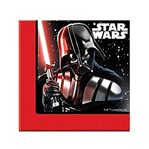 Disney Star Wars Serviettes de Table, 53869