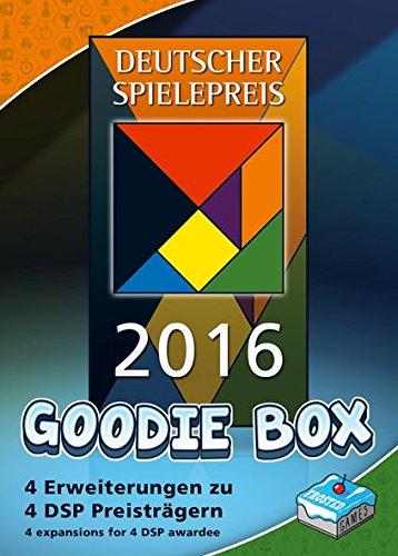 06 Kartenspiel Deutscher Spielepreis 2016-Goodie Box ()