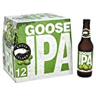 Goose Island Indian Pale Ale Bottle, 12 x 355 ml Craft Beer Bottles