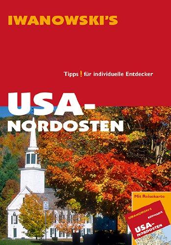 USA-Nordosten - Reiseführer von Iwanowski