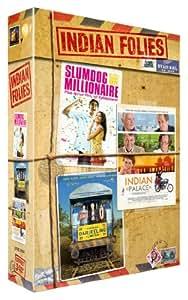 Indian Folies : Indian Palace + A bord du Darjeeling Limited +  Slumdog Millionaire