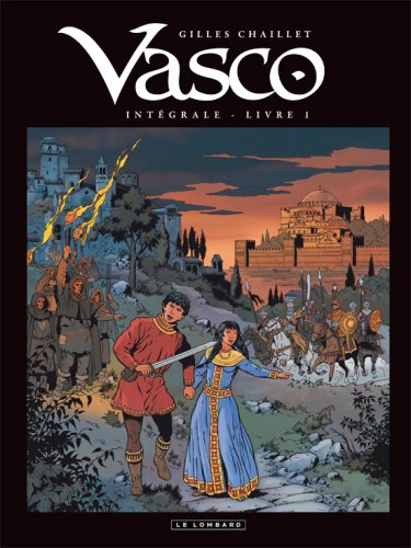 Vasco : Intégrale, Livre 1