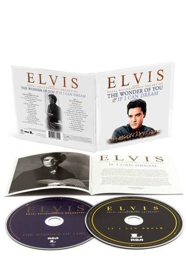 The Wonder Of You: Elvis Presley With The Royal Philharmonic [2 CD]