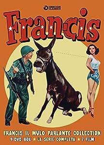 Francis Il Mulo Parlante Collection (4 Dvd)