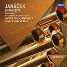 Janacek: Sinfonietta; Taras Bulba; The Cunning Little Vixen Suite (Virtuoso series)