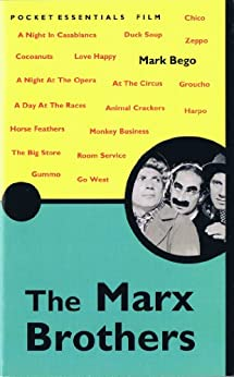 The Marx Brothers (Pocket Essential series) di [Bego, Mark]