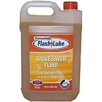 Flash Lube Valve Saver Fluid - Aceite para válvulas (garrafa de 5 L)