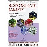 Biotecnologie agrarie - Volume unico. Con Me book e Contenuti Digitali Integrativi online