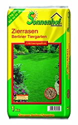 Lawn Seed 1Kg Berlin Tiergarten for up to 40m²
