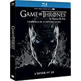 Coffret Blu-Ray Game of Thrones : Saison 7 : Dragonstone, Stormborn, The Queen's Justice, The Spoils of War, Eastwatch, Beyond the Wall et The Dragon and the Wolf
