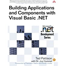 Building Applications and Components with Visual Basic .NET (Microsoft .Net Development)