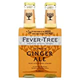 Product Image of Fever-Tree Ginger Ale 4 x 200 ml (Pack of 6, Total 24...