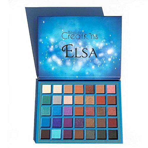 BEAUTY CREATIONS 35 Color Eyeshadow Palette - Elsa -