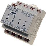 ELV Homematic Komplettbausatz Funk-Schaltaktor 4-fach Homematic®-System