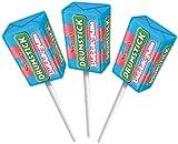Swizzels Matlow Bubble Gum Flavour Drumstick Lollies x10