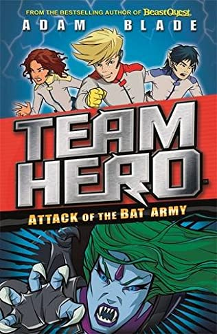 book cover of Attack of the Bat Army