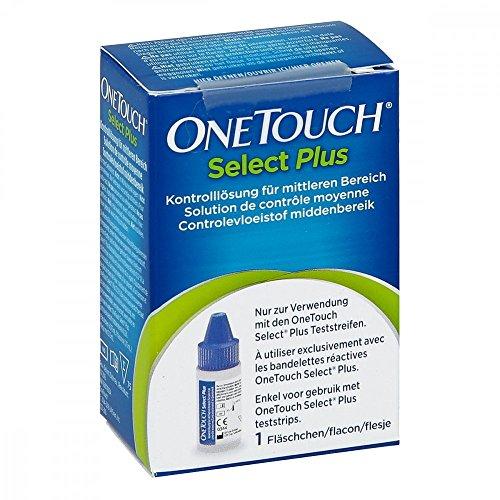 One Touch Selectplus Kontrolllösung mittel 3.75 ml