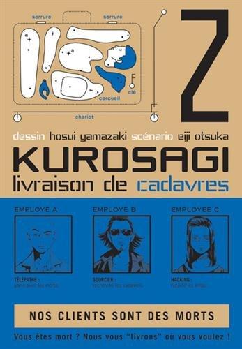 Kurosagi - Service de livraison de cadavres