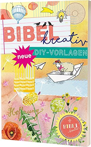 Bibel Kreativ Neue DIY Vorlagen: Aquarell