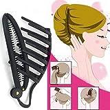 Yiwa Magic Frauen Haarspange Lockenwickler Werkzeug Mode Haar Styling Werkzeug Geflochten Haar Gerät Zubehör