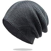 Emper Berretti in maglia Cappello Invernale Unisex Cappello da Sci 568d4a11cf0c