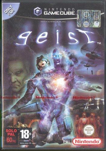 Geist - GameCube - PAL