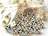 Sac de 50 Écosse & Angleterre amitié Nouveau Design Émail Pins broche badge
