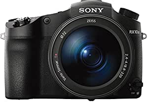 Sony Cyber-Shot DSC-RX10M3 20.1MP Digital Camera (Black) with Free Battery Charger, Memory Card & HDMI Cable Inside