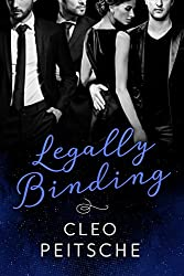 Legally Binding (Lawyers Behaving Badly Book 1) (English Edition)