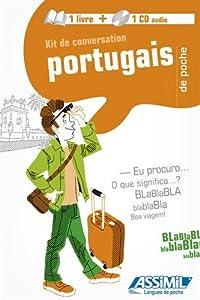 vignette de 'Kit de conversation portugais de poche (Jürg Ottinger)'