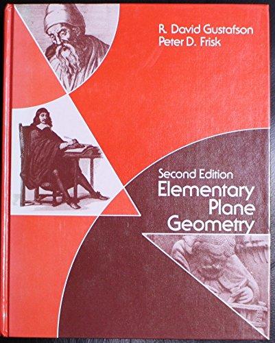 Elementary Plane Geometry