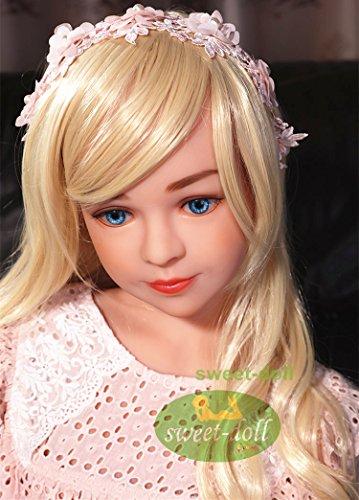 Perücke für sex puppe, haar für silikongeschlechtspuppen,Passend für 145cm bis 170cm Puppe liebespuppe
