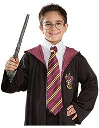 Rubie s Kost-m &Apos; Co 17718 Harry Potter Gryffindor Economy Krawatte