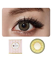 O-LENS Jenith3 Green - Coloured Contact Lens ( 6 Month )