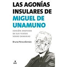 Las agonías insulares de Miguel de Unamuno