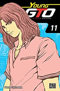 Young GTO Edition double Tome 11