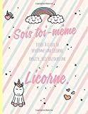 Telecharger Livres Sois toi meme jusqu a ce que tu deviennes une licorne Ensuite sois toujours une licorne Carnet de notes A4 ligne grand format plus de 100 pages lignees original fantaisie idees folles kawaii (PDF,EPUB,MOBI) gratuits en Francaise