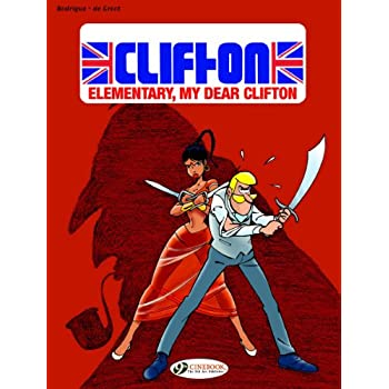 Clifton - tome 2 Elementary, My Dear Clifton (02)
