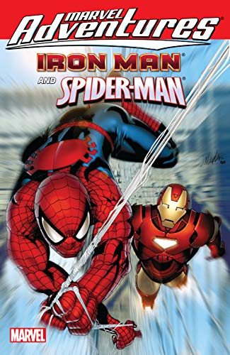 Marvel Adventures Iron Man/Spider-Man (English Edition)
